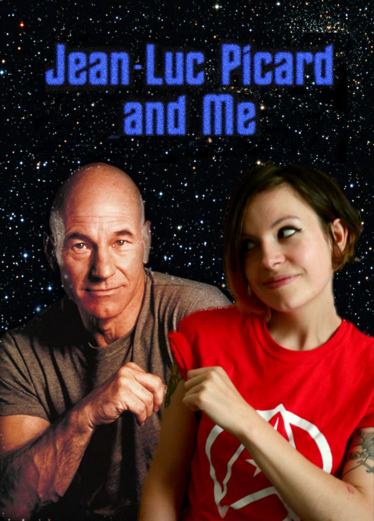 Jean - Luc Picard and Me